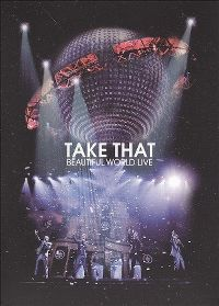Cover Take That - Beautiful World Live [DVD]
